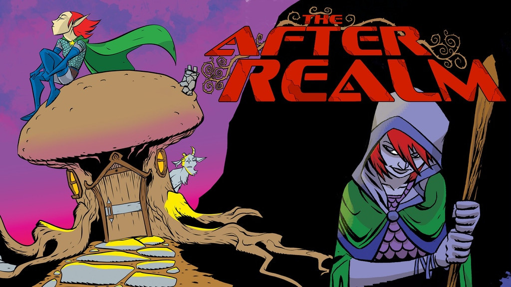 The After Realm Quarterly #1 project video thumbnail