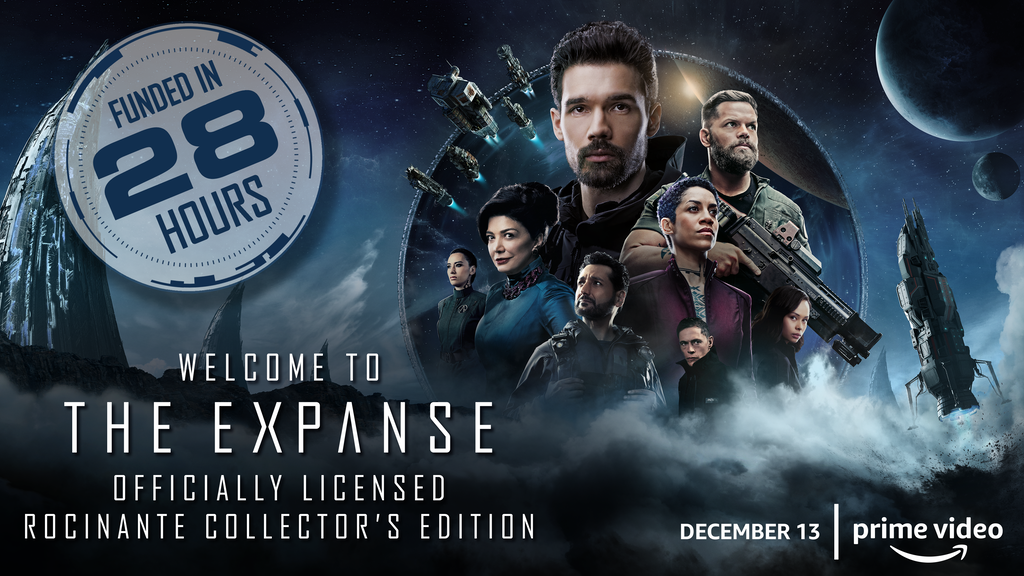 Project image for The Expanse Officially Licensed Roci Collector's Edition