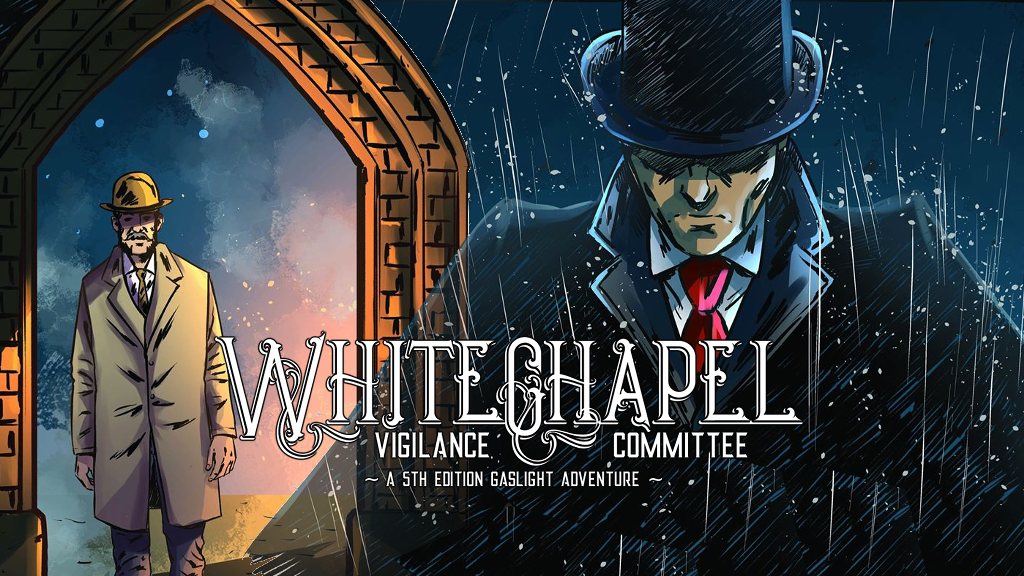 5th Evolution: Whitechapel (5E Gaslight London in 1888) project video thumbnail