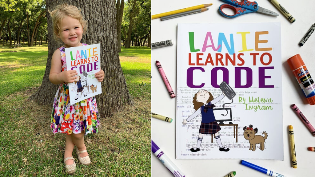 Lanie Learns to Code project video thumbnail