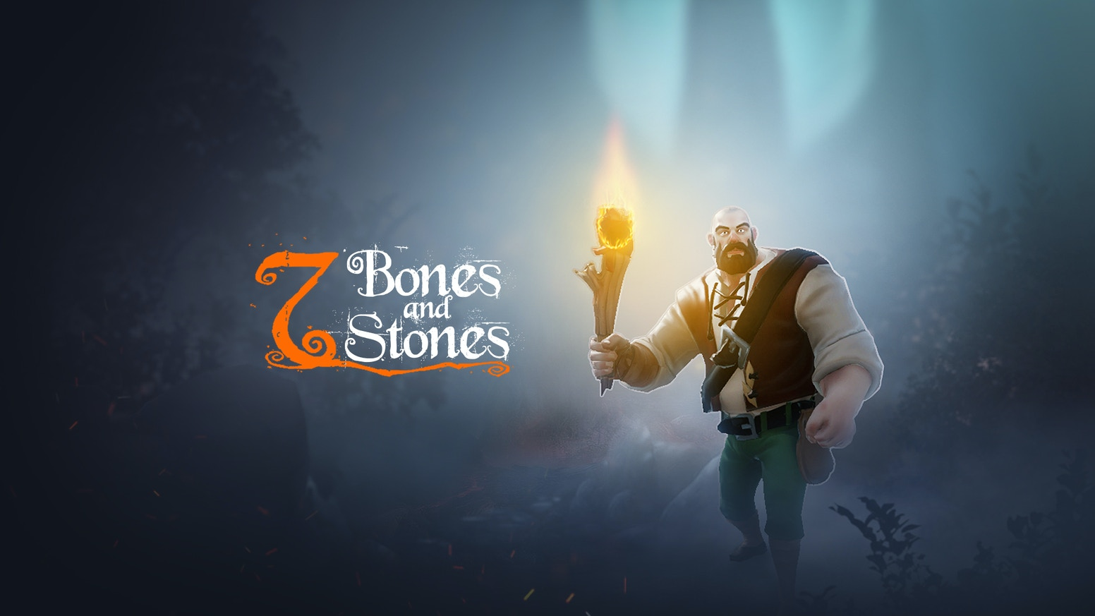 7 Bones and 7 Stones - The Ritual, 1v4 multiplayer game is now on Kickstarter!