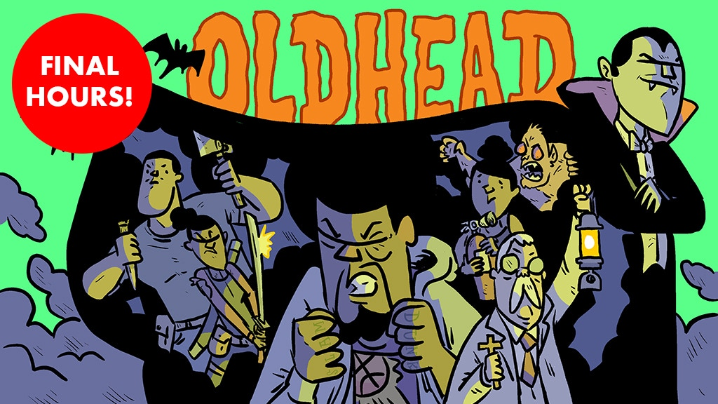 OLD HEAD project video thumbnail