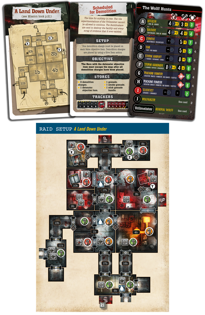 Reichbusters Projekt Vril By Mythic Games Inc Kickstarter