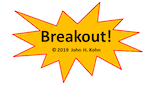 Breakout! - a (PnP) board game of reaching to the other side thumbnail