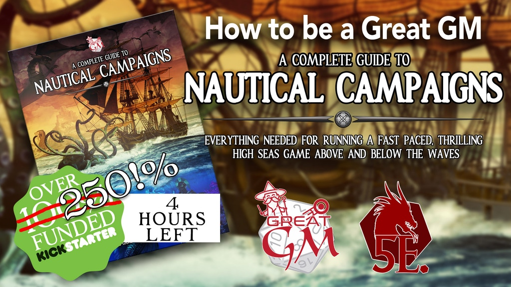 A complete Guide to Nautical Campaigns project video thumbnail