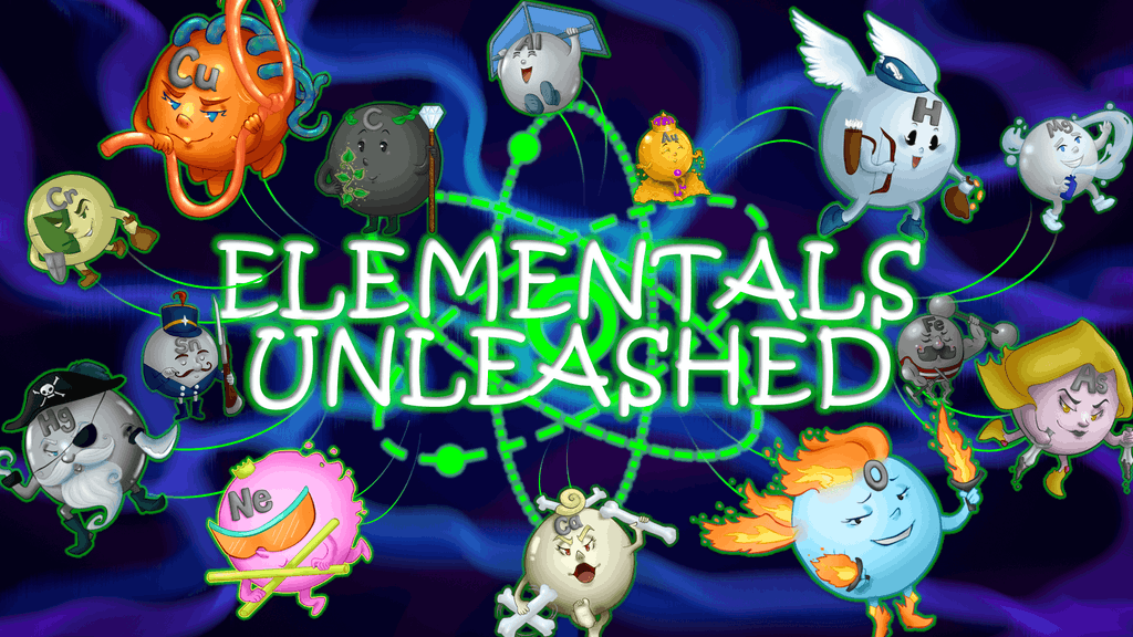 Elementals Unleashed project video thumbnail