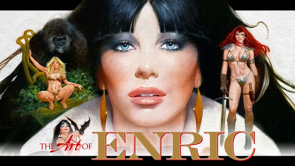 The Art of Enric project video thumbnail