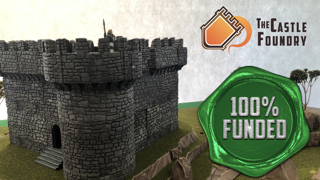 The Castle Foundry: Castle! project video thumbnail