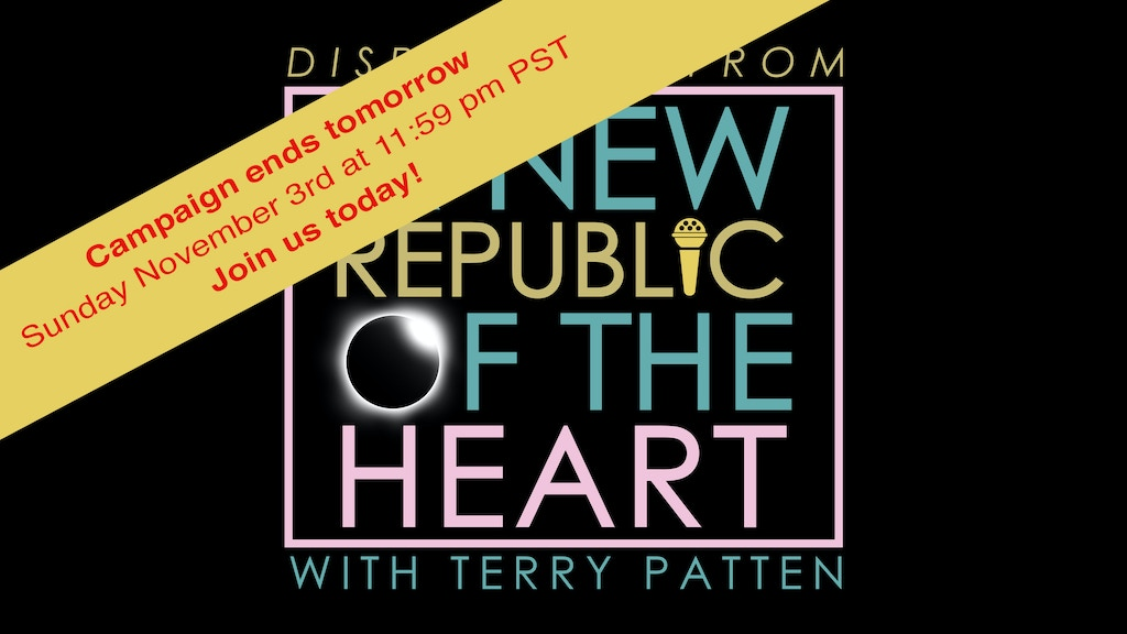 Dispatches from A New Republic of the Heart Podcast project video thumbnail