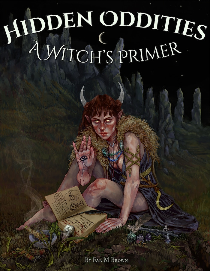 A Witch Class for 5th Edition with worldbuilding, 102 spells, 3 backgrounds, 14 Witch Archetypes, equipment, feats, and 5 other Archetypes for the base classes.