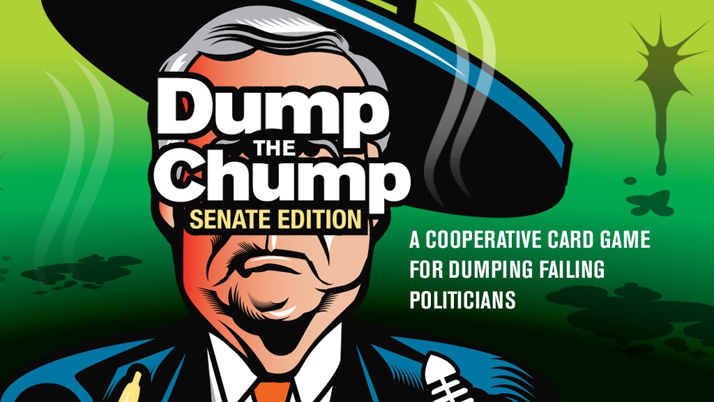 Project image for Dump the Chump: The Mitch McConnell Edition