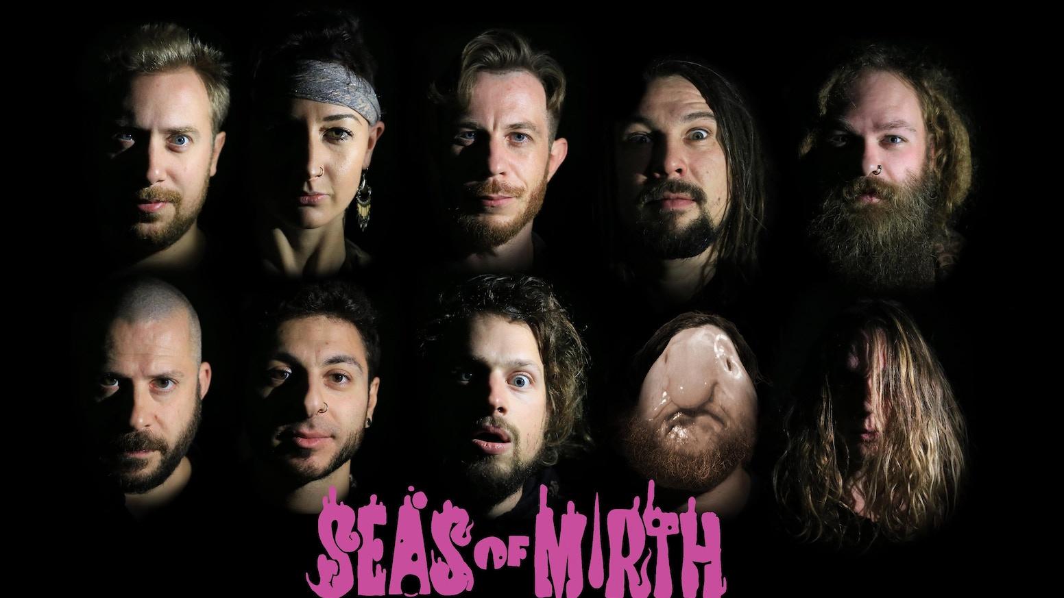 A genre defying album from the nautical nine piece.