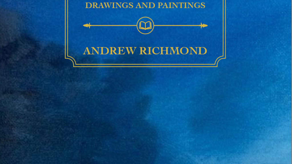 Daily Sketches by Andrew Richmond; One-a-day Drawings project video thumbnail