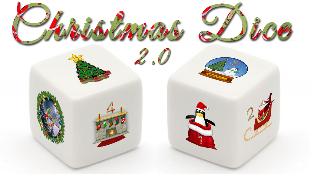 Christmas Dice 2.0 project video thumbnail