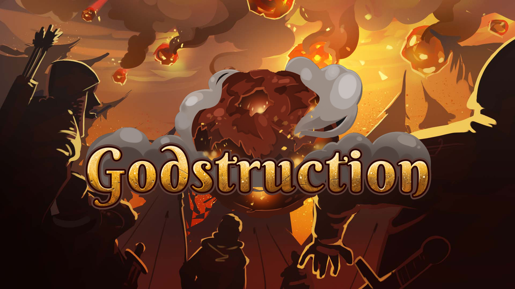 Project image for Godstruction: Auto-Chess Meets Rogue-Like