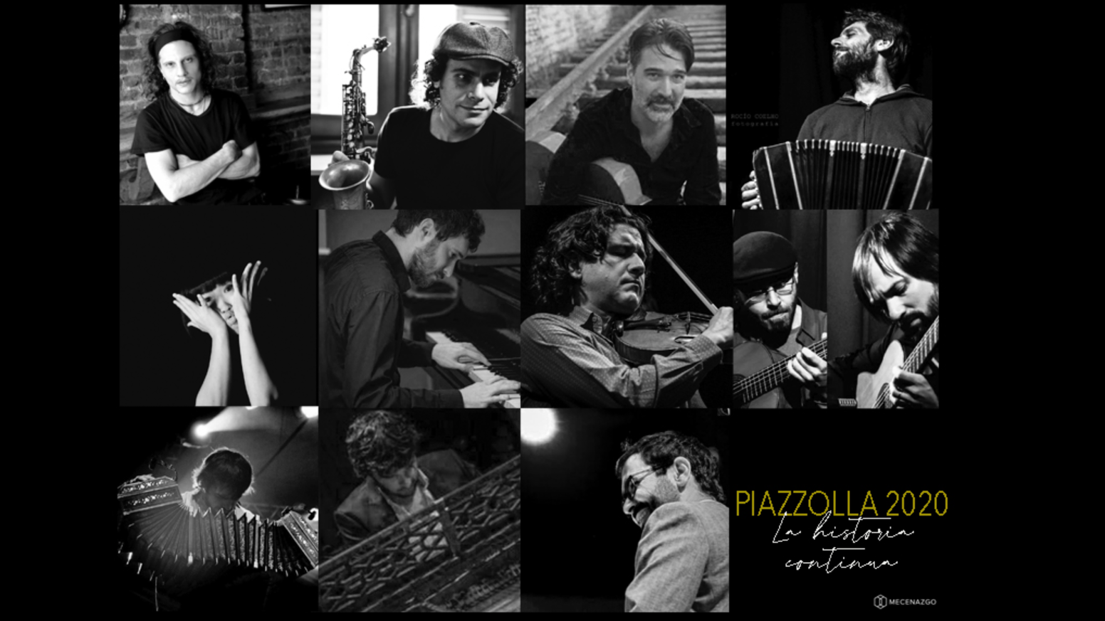 Piazzolla's History of Tango continues with 11 composers and one album.