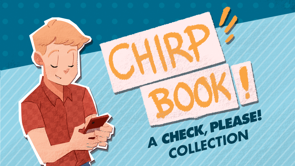 Project image for ✔ Check, Please!: Chirpbook