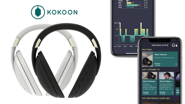 Take control of your sleep and relaxation with Kokoon headphones and the Kokoon Relax app and discover a healthier, happier you.