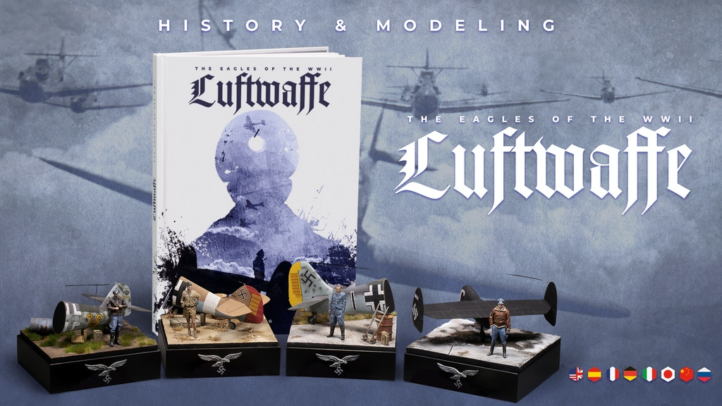 Project image for THE EAGLES OF THE WWII · LUFTWAFFE (Canceled)