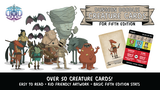 Dungeon Doodles Fifth Edition Creature Cards for Kids! thumbnail