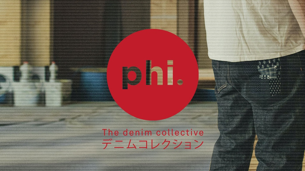 Project image for PHI DENIM _ PHI04 16oz _ MADE IN JAPAN