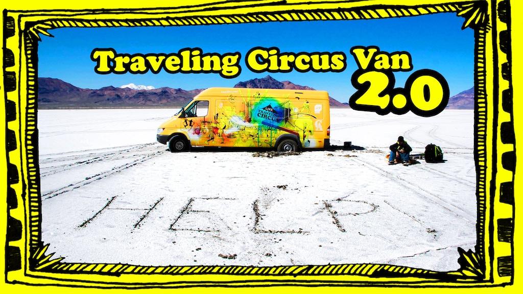 Traveling Circus Van 2.0 project video thumbnail