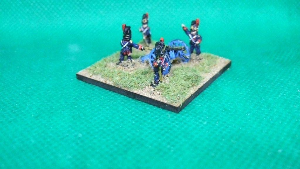 Project image for 10mm Bavarian 1806-1815 Wargame miniatures
