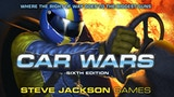 Car Wars Sixth Edition by Steve Jackson Games thumbnail