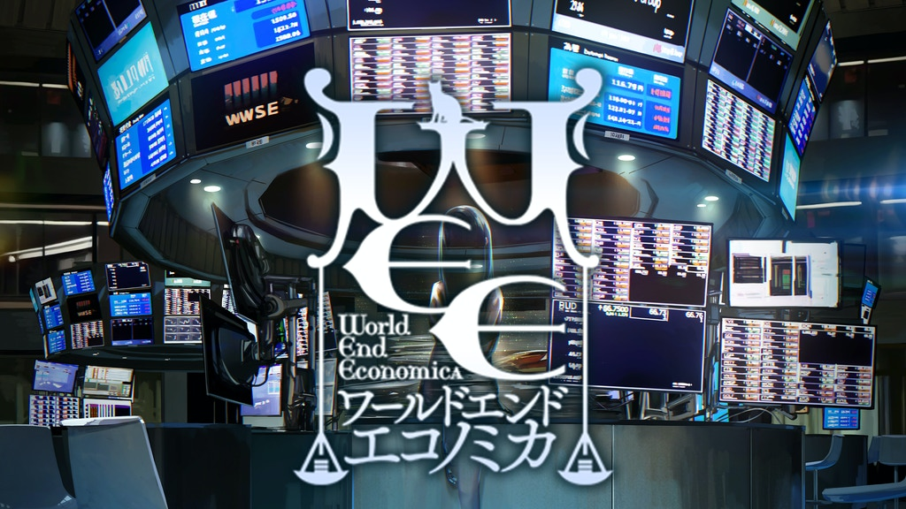 "We want to animate ""WORLD END ECONOMiCA"". project video thumbnail"