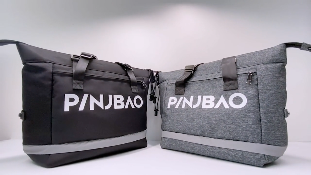 Reinvented Waterproof Tote with Large & Expandable Capacity