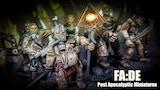 FA:DE 28mm Post Apocalyptic Metal Miniatures thumbnail