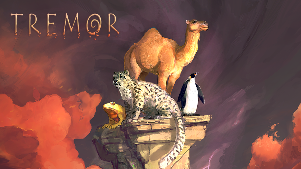 Tremor project video thumbnail