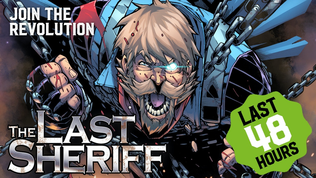 The Last Sheriff - Part VI project video thumbnail