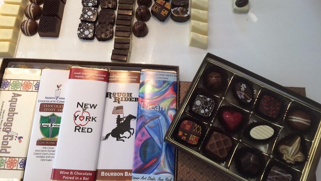Project image for Chocolatier has unique Local Twist