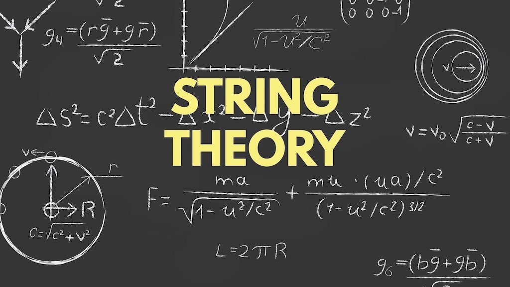 Animated Course on String Theory