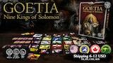 Goetia: Nine kings of Solomon thumbnail