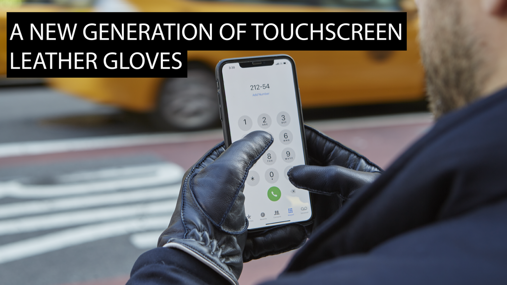 Maestrale Napoli: Handmade Touchscreen Leather Gloves project video thumbnail