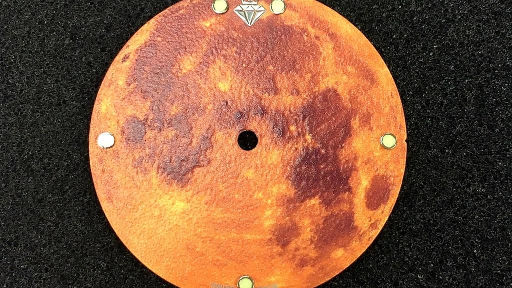 ETA Unitas swiss machanical watches ** Blood Moon Edition** project video thumbnail