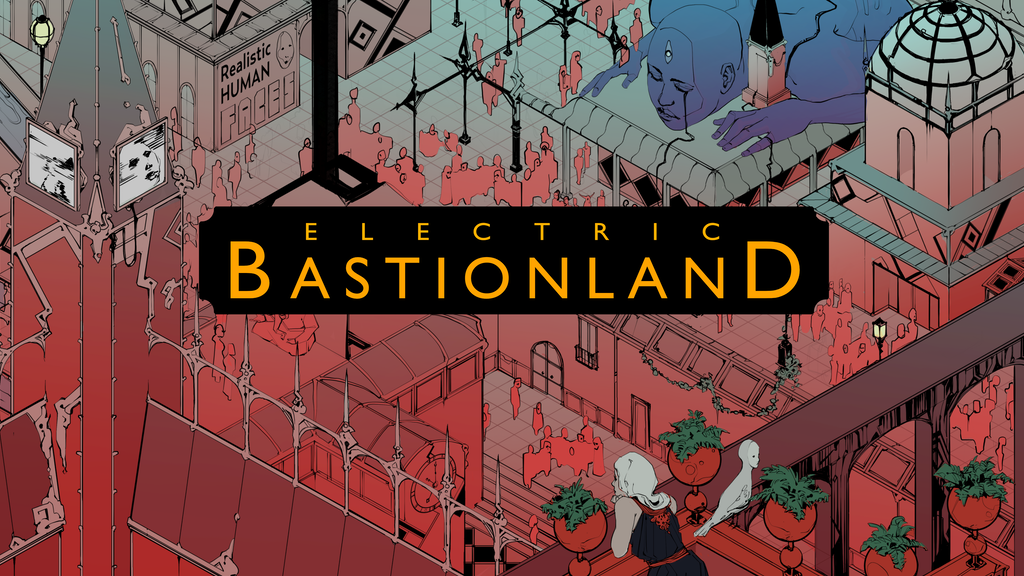 Electric Bastionland RPG project video thumbnail