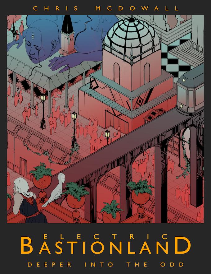 Electric Bastionland RPG