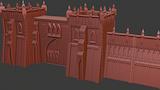 Super Quick Print Sci Fi Gothic 3d Printable Terrain thumbnail
