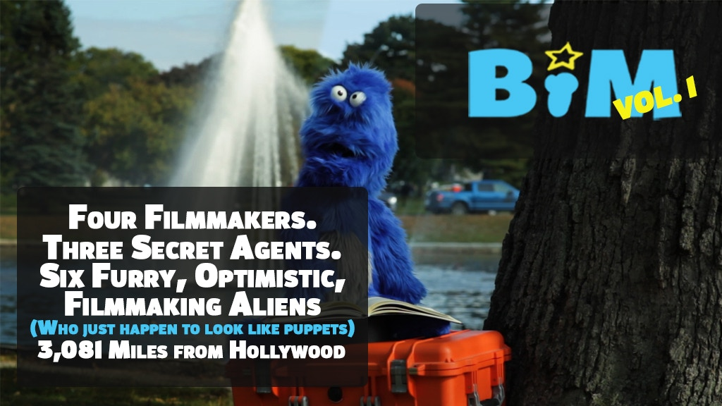 'BIM Volume One' Independent Film's take on Henson is here project video thumbnail