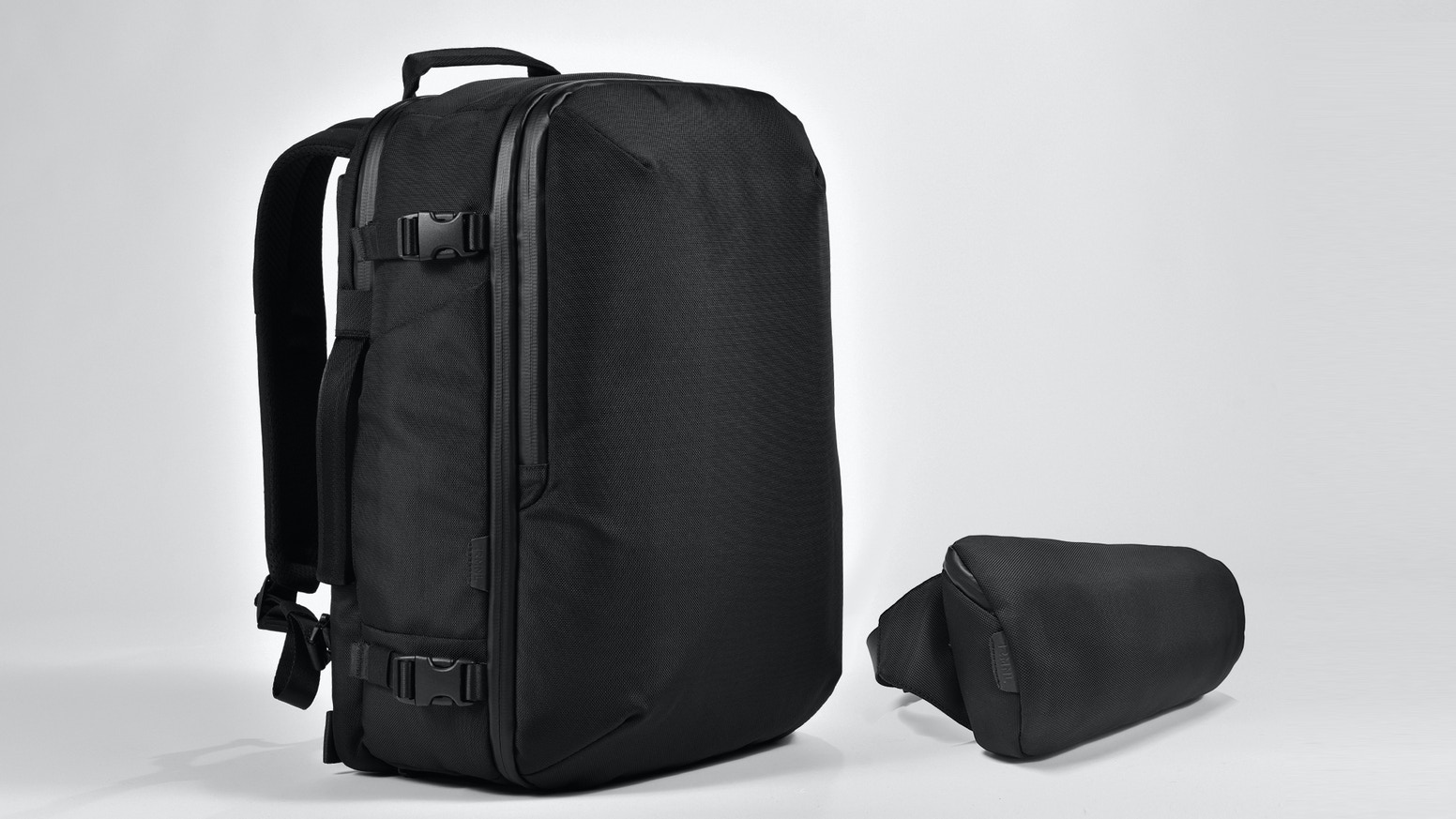 Sleek, functional & exceptionally durable. Pack all your essentials in the carry-on travel backpack designed to elevate your carry experience.