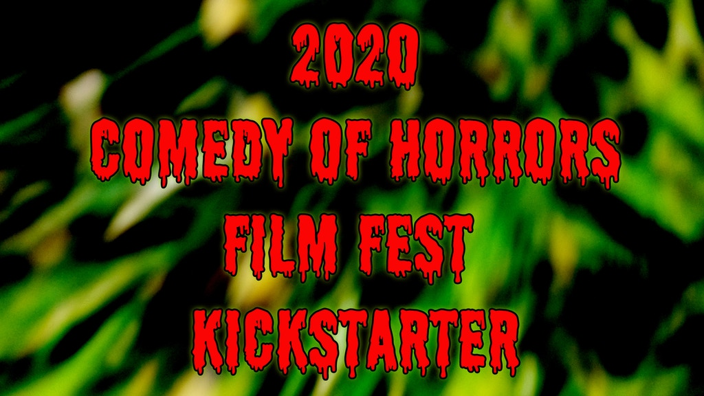 "BoneBat ""Comedy of Horrors"" Film Fest 2020 project video thumbnail"