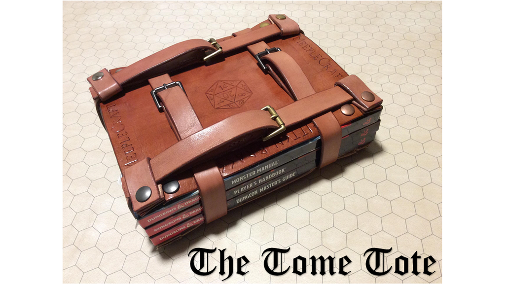 Project image for The Tome Tote