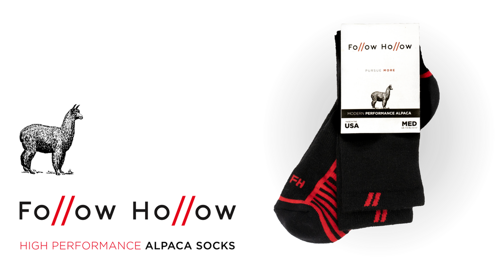 Fo//ow Ho//ow - Performance Alpaca Socks (Made in the 🇺🇸) project video thumbnail