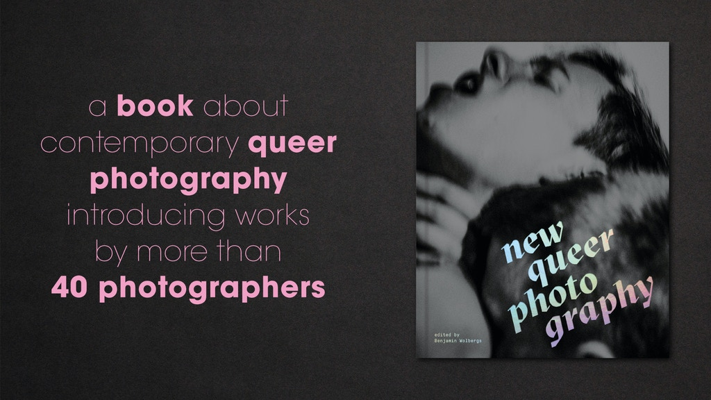 New Queer Photography project video thumbnail