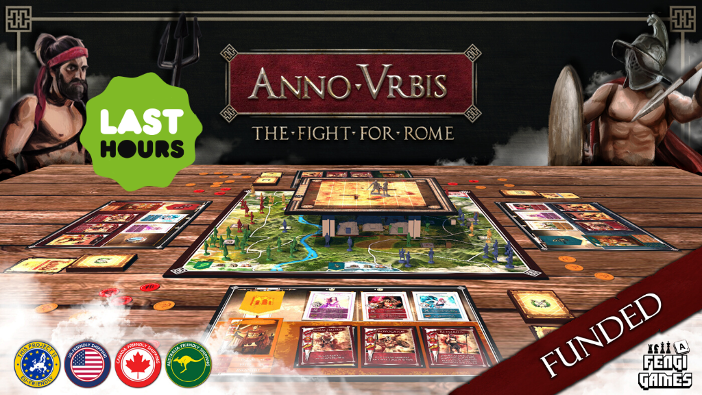 Anno Urbis - The Fight for Rome (relaunch) project video thumbnail