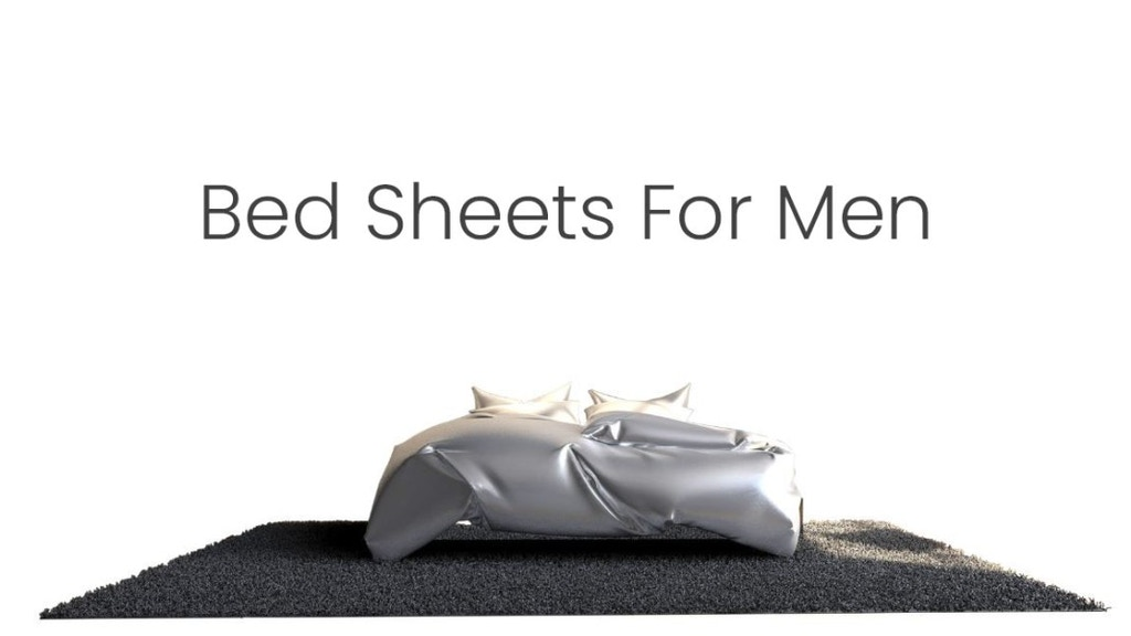 Jax Sheets | The First Bed Sheets Engineered For Men project video thumbnail