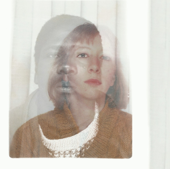 Nana Esi's album art for Pablo's Eye